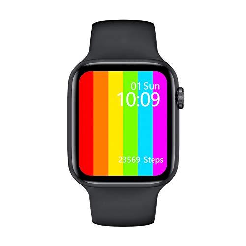 Toule W46 Smartwatch Hombre 1.75 Pulgadas 320 x 385 Pantalla Temperatura Corporal frecuencia cardíaca monitoreo de Carga inalámbrica Reloj Inteligente.