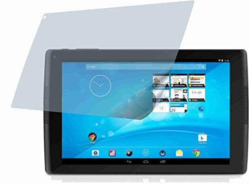4ProTec I Trekstor SurfTab xintron i 8.0 (2 Stück) Premium Bildschirmschutzfolie Displayschutzfolie kristallklar Schutzhülle Bildschirmschutz Bildschirmfolie Folie