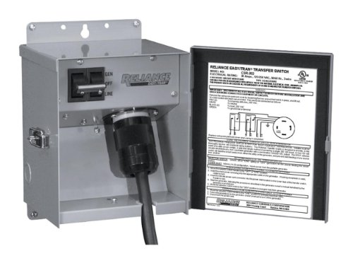 Reliance Controls CSR202 Easy/Tran Transfer Switch
