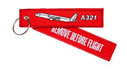 Remove before Flight Airbus A321