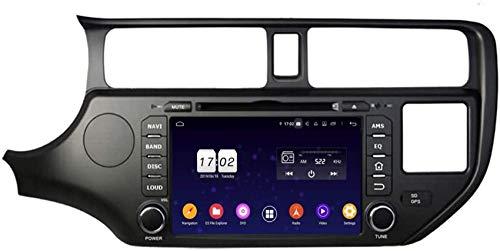 Drohneks Navigazione GPS per Auto con Sistema operativo Android 9.0 Compatibile con Kia K3 / Rio (2011-2014), Lettore Dvd Touchscreen da 7 Pollici Radio Bluetooth Head Unit