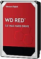 """WD Red NAS Hard Drive WD20EFAX - Hard disk interno da 2 TB, 3,5"""", SATA 6GB/S, 5400 rpm, buffer: 256 MB"""