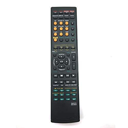 Ochoos Fernbedienung für Yamaha Audio Receiver RX-V650 / RX-V459 / RX-V730RDS RX-V3800 RX-V663 RX-V863 RX-V461 RXV561 RX450