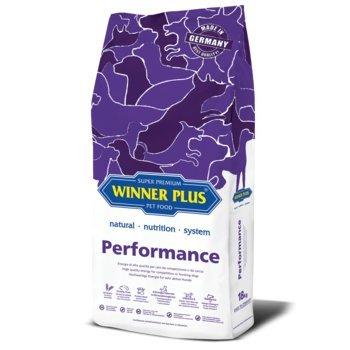 WINNER PLUS Performance 18 kg - Energia di alta qualità per cani da competizione o da caccia