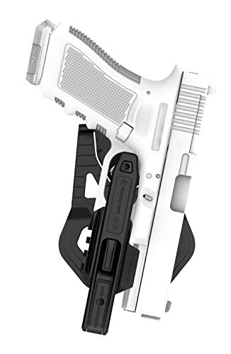 ReCover Tactical G7 Universal Ambidextrous OWB Holster for Double Stack Glock, Smith & Wesson, Springfield, Sig Sauer, CZ