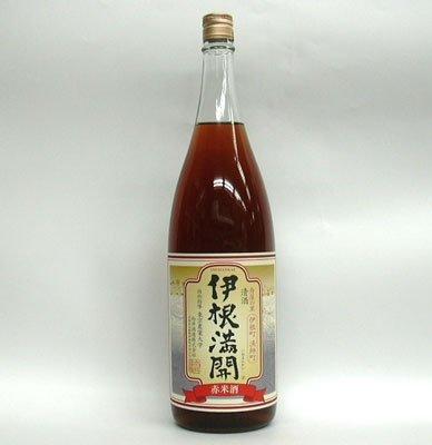 伊根満開 赤米酒古代米 1800ml 向井酒造 京都