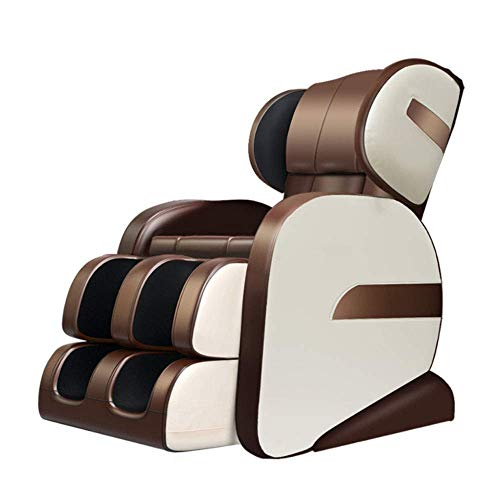 Massagesessel Shiatsu | Hochwertiger Ganzkörpermassagestuhl | Automatische Körper Kneten Multifunktionsraumkapsel-elektrisches Massage-Sofa-Geschenk