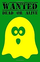 Wanted Dead or Alive: The Phantom Lined Notebook is a fun notebook for all ages ! 5.06x7.81 inches in size with 100 pages