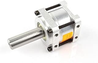 Banebots P60 Gearbox: 1.5 Inch Shaft, Rs-540/550 Mount, 5:1 (No Grease)