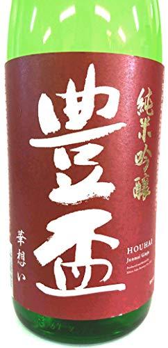 豊盃純米吟醸華想い551800ml