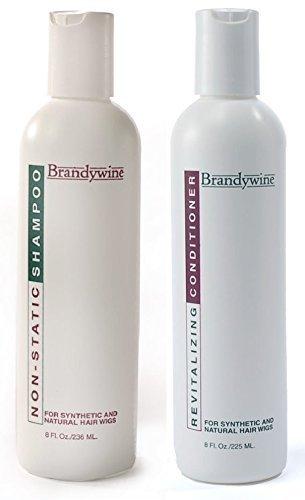 Brandywine Non Static Shampoo & Revitalizing Conditioner 8...