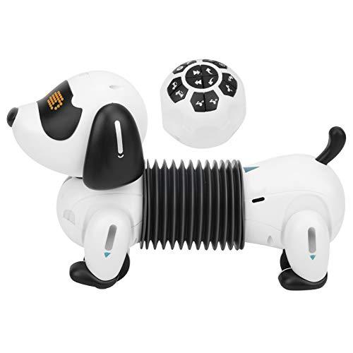 Giocattolo per Cani Robot per Bambini, Giocattolo per Cani Robot con rilevamento dei gesti per Bambini per Migliorare l'immaginazione del Bambino