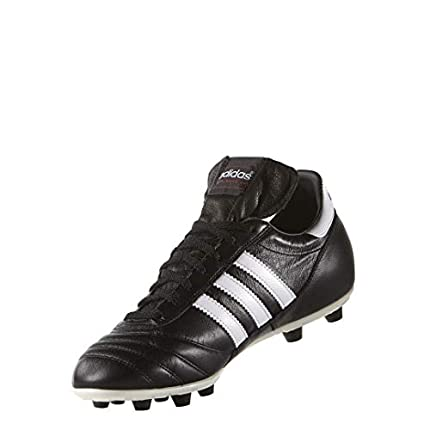 adidas Copa Mundial, Zapatillas de Fútbol para Hombre, Negro/Blanco, 45 1/3 EU