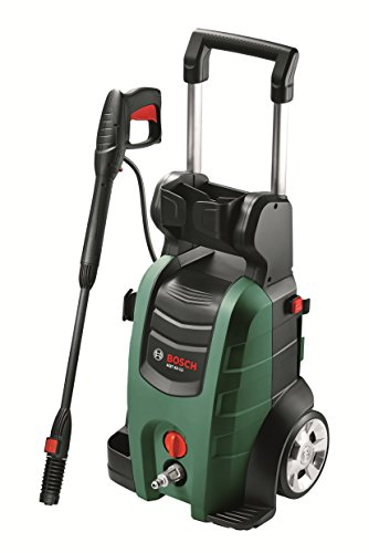 Bosch AQT 42-13 High Pressure Washer (2nd Generation, in Box), 1900 W, Black and Green