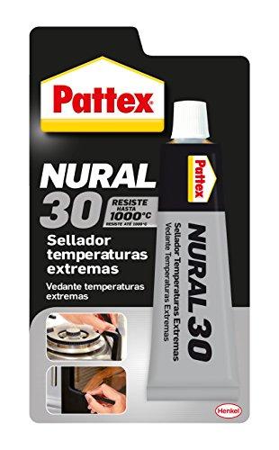 Pattex Nural 30, masilla selladora especial para temperaturas extremas, 110gr