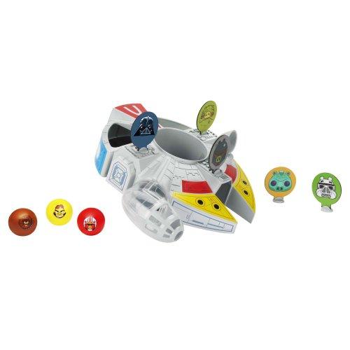 Hasbro A3380 Angry Birds Star Wars Millennium Falcon-Spiel