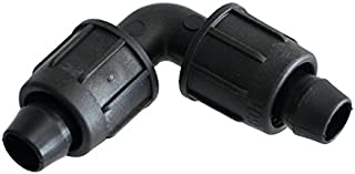 Drip Depot Irritec Perma-Loc Tubing Elbow - Size : 1/2