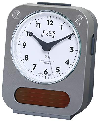 Filius 0543-14 Funk-Solar Wecker