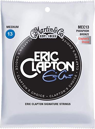 Martin MEC13 Clapton's Choice, Phosphor Bronze, medium