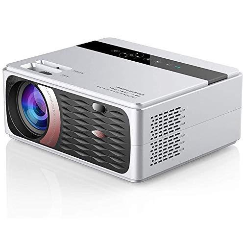 Luorizb Mini proyector, 8000 lúmenes 1080P HD LED proyector de vídeo con...