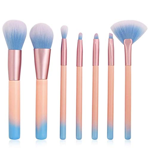 BBGSFDC Pincel de Maquillaje Profesional del Maquillaje Cepillos Principiantes Fundación Face Powder...