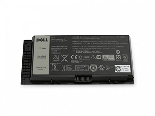 Dell Akku 65Wh Original J5MXY Precision M4600, M4800, M6600, M6700, M6800