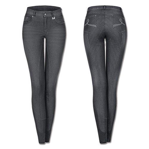 WALDHAUSEN ELT Jeans-Reithose Hope, silbergrau, 40