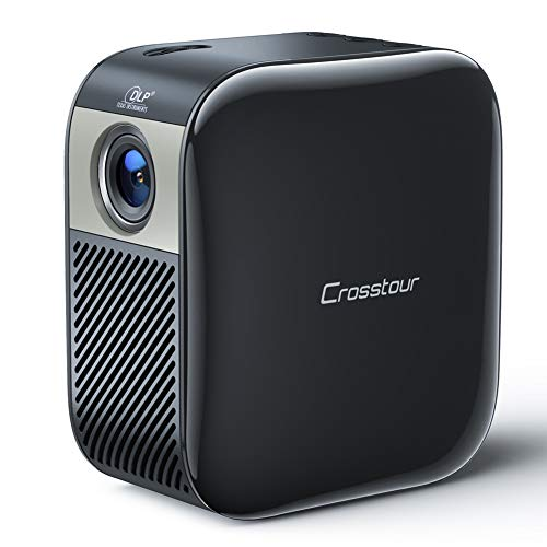Learn More About Crosstour Mini Projector Portable DLP Pocket Projector Full HD 1080p Supported HDMI...