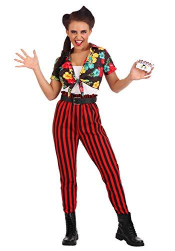 Ace Ventura Costume for Women Medium