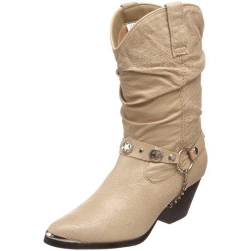 Dingo Boots Damen Olivia, hautfarben, 36 EU
