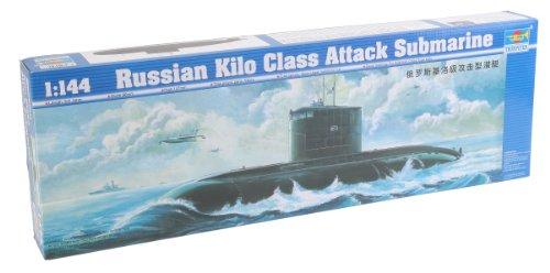 Trumpeter 05903 Modellbausatz Russisches U-Boot Kilo-Klasse