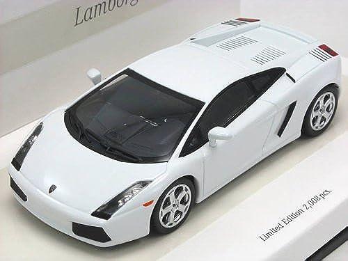 [Bestehend   Minichamps 1 43 Lamborghini Gallardo 2004 Linea Bianco (Japan-Import)