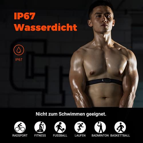 CooSpo IP67 Brustgurt - 5
