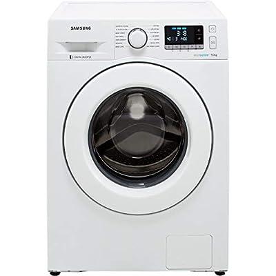 Samsung WW90J5456MW 9kg EcoBubble 1400rpm Freestanding Washing Machine - White