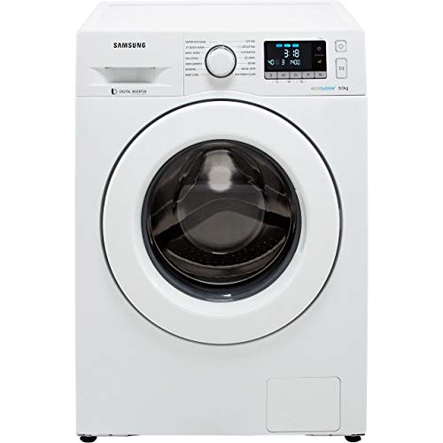 Samsung WW90J5456MW Samsung WW90J5456MW Washing Machine with Ecobubble, 9KG