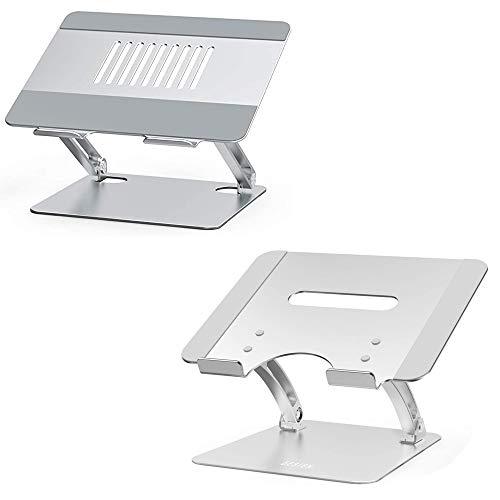 Besign LSX2 and LSX1 Aluminum Laptop Stand, Ergonomic Computer Stand, Riser Holder Notebook Stand