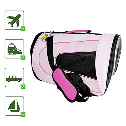PET MAGASIN Transportín de Mascotas Plegable – Bolsa de