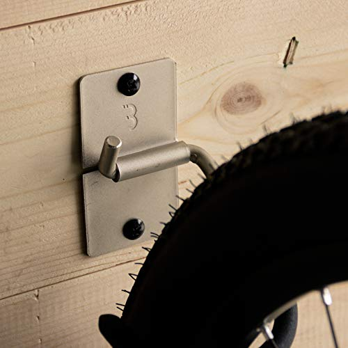 BBB Cycling ParkingHook Fahrradhaken für Fahrräder, BTL-26 - 2