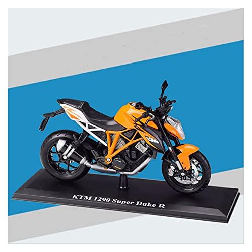 SRJCWB Modelo Motocicleta 1:12 para Kawasaki Ninja H2R Miniatura De Aleación Modelo De Motocicleta Juguete Colección De Regalos Decoración (Color : 5)