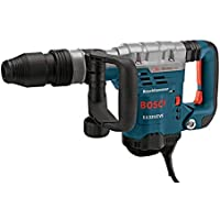 Bosch 13 Amp 1-9/16 in. Corded Variable Speed SDS-Max Concrete Demolition Hammer with Carrying Case