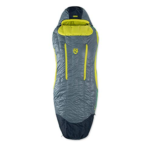 Nemo Disco Insulated Down Sleeping Bag, Men or Women's