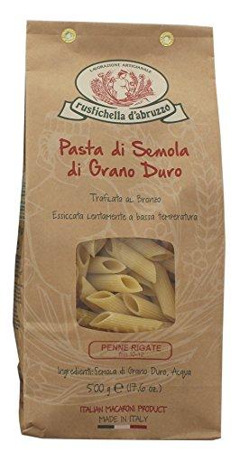 Rustichella d'Abruzzo - Rustichella d'Abruzzo Penne Rigate Rustichella