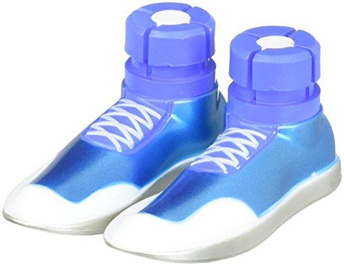 Drive Medical Rtl100014 Sneaker Walker Glides, Blue, 1 EA
