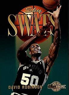 1994-95 SkyBox Premium #335 David Robinson SSW NBA Basketball Trading Card