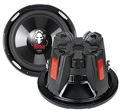 BOSS AUDIO Phantom P106DVC 10' 4200W DVC Car Subwoofers Power Subs PAIR