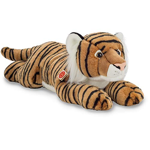 Teddy Hermann 90468 Tiger liegend braun 70 cm