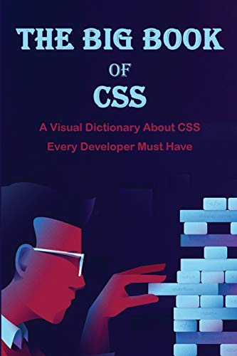 The Big Book Of CSS: A Visual Dictionary About CSS Every Developer Must Have: Css Visual Books