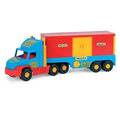 Wader - 2078189 - Super Truck - Container Semi-remorque