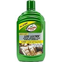 Turtle Wax,  Luxe Leather - Producto de limpieza y acondicionador de piel, 500 ml