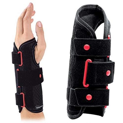 DONJOY RESPIFORM Kurze Bandage 23 cm für Handgelenk - links - Größe XL - (Handgelenkumfang ca. 21-24 cm) - CE-Kennzeichnung